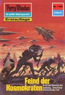 Thomas Ziegler: Perry Rhodan 1185: Feind der Kosmokraten ★★★★