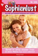 Marisa Frank: Sophienlust 328 – Familienroman