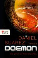 Daniel Suarez: DAEMON ★★★★