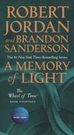 Brandon Sanderson: A Memory of Light ★★★★