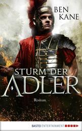 Sturm der Adler - Roman