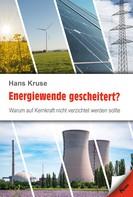 Hans Kruse: Energiewende gescheitert? ★★