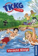 Benjamin Tannenberg: TKKG Junior, 2, Vorsicht: Bissig! ★★★★★