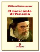 Giorgio Arosi (traduttore): Il mercante di Venezia