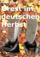Oliver Stapel: Orest im deutschen Herbst