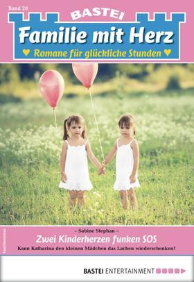 Familie mit Herz 20 - Familienroman