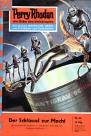 K.H. Scheer: Perry Rhodan 86: Der Schlüssel zur Macht ★★★★★