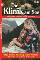 Britta Winckler: Die Klinik am See 11 – Arztroman ★★★★★