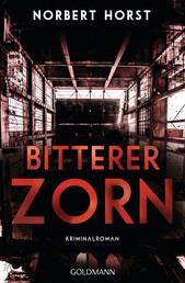 Bitterer Zorn - Kriminalroman - Ein Steiger-Krimi 4