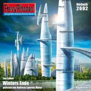 """Perry Rhodan 2692: Winters Ende - Perry Rhodan-Zyklus """"Neuroversum"""""""