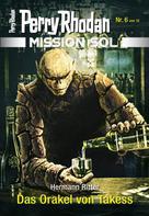 Hermann Ritter: Mission SOL 6: Das Orakel von Takess ★★★★