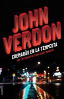 John Verdon: Cremaràs en la tempesta