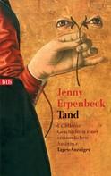 Jenny Erpenbeck: Tand ★★★★★