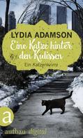 Lydia Adamson: Eine Katze hinter den Kulissen ★★★★