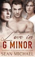Sean Michael: Love in G Minor ★★★