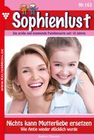 Bettina Clausen: Sophienlust 163 – Familienroman ★★★★★