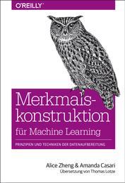 Merkmalskonstruktion für Machine Learning - Prinzipien und Techniken der Datenaufbereitung