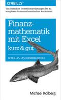 Michael Kolberg: Finanzmathematik mit Excel kurz & gut