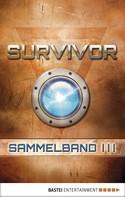 Peter Anderson: Survivor 1 (DEU) - Sammelband 3