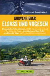 Motorradführer im Taschenformat: Bruckmanns Motorradführer Elsass. Touren – Karten – Tipps. - Das aktualisierte Tourenbuch im handlichen Format für den Tankrucksack