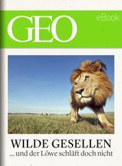 Wilde Gesellen: 13 Expeditionen in die Welt der Tiere (GEO eBook)