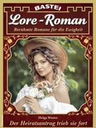 Helga Winter: Lore-Roman 104 - Liebesroman