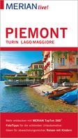 Timo Lutz: MERIAN live! Reiseführer Piemont Turin Lago Maggiore