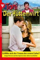 Friederike von Buchner: Toni der Hüttenwirt 214 – Heimatroman