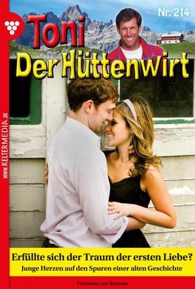 Toni der Hüttenwirt 214 – Heimatroman