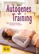 Delia Grasberger: Autogenes Training ★★★★★