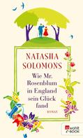 Natasha Solomons: Wie Mr. Rosenblum in England sein Glück fand ★★★★