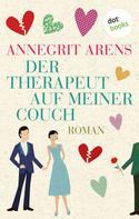 Annegrit Arens: Der Therapeut auf meiner Couch ★★★