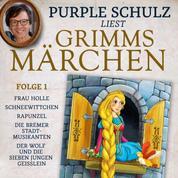 Purple Schulz liest Grimms Märchen, Folge 1