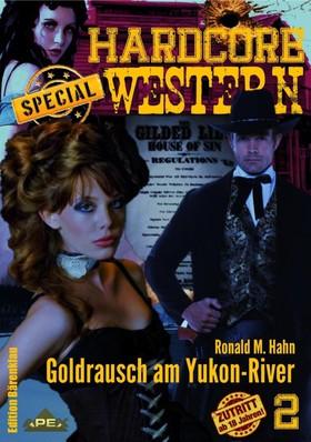 GOLDRAUSCH AM YUKON-RIVER