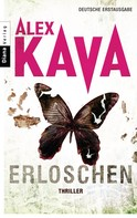 Alex Kava: Erloschen ★★★★