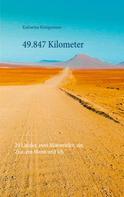 Katharina Königsmann: 49.847 Kilometer