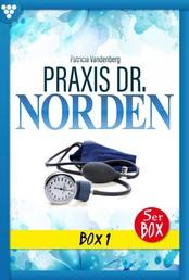Praxis Dr. Norden Box 1 – Arztroman - E-Book 1-5