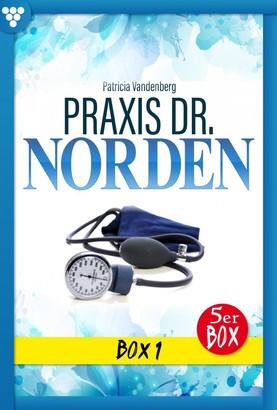 Praxis Dr. Norden Box 1 – Arztroman