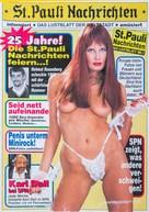 : 25 Jahre St. Pauli Nachrichten ★