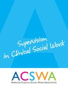 Robert Booth: Supervision In Clinical Social Work