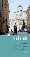 Rasso Knoller: Lesereise Helsinki