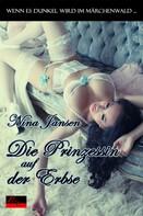 Nina Jansen: Wenn es dunkel wird im Märchenwald ...: Die Prinzessin auf der Erbse ★★★★