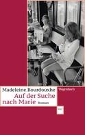 Madeleine Bourdouxhe: Auf der Suche nach Marie ★★★★★