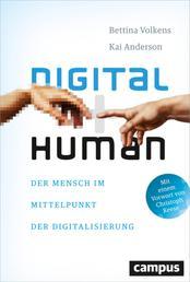 Digital human - Der Mensch im Mittelpunkt der Digitalisierung, plus E-Book inside (ePub, mobi oder pdf)