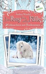 Ein Pony für alle Fälle - Elfter Roman: Weihnachten mit Hindernissen