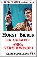 Horst Bieber: Krimi Doppelband #33