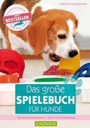 Das große Spielebuch für Hunde - Beschäftigungsideen - Spaß im Hundealltag