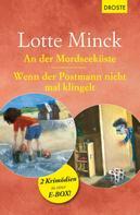Lotte Minck: An der Mordseeküste & Wenn der Postmann nicht mal klingelt ★★★★★