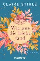 Claire Stihlé: Wie uns die Liebe fand