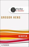 Gregor Hens: Nikotin ★★★★★